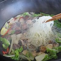 文蛤粉丝汤的做法图解7