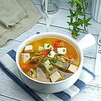 西红柿蛤蜊豆腐汤的做法图解11