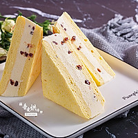 乳酪夹心三明治蛋糕的做法图解13