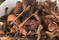茶树菇炖鸭子的做法