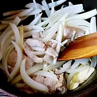 泡菜汤的做法图解5