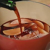 红酒苹果梨的做法图解3