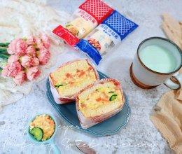 减脂土豆沙拉三明治的做法