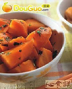 卤红萝卜的做法
