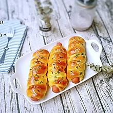 香葱火腿面包