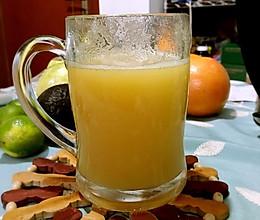 雪梨苹果汁的做法