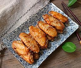 #好吃不上火#奥尔良烤翅的做法