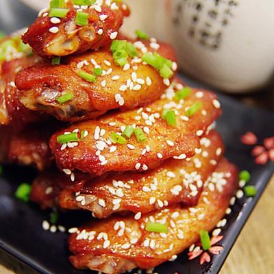 新奥尔良烤鸡翅——在家完胜肯德基!