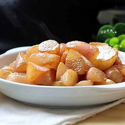 素烧小萝卜