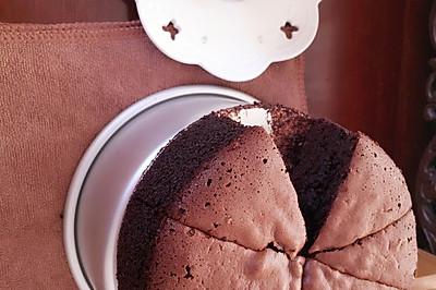 朱古力蛋糕 巧克力