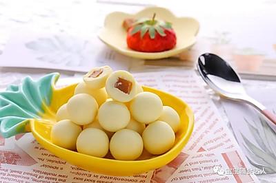 酸奶山楂球 宝宝辅食食谱