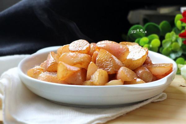 素烧小萝卜的做法