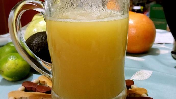 雪梨苹果汁