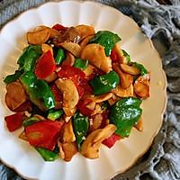 青椒杏鲍菇的做法图解6