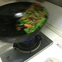 大喜大牛肉粉试用之——杭椒牛柳的做法图解15