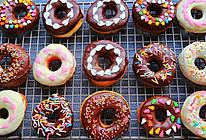 """甜甜圈面包#享""""美""""味#的做法"""