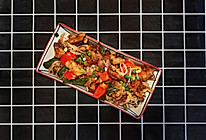 金针菇烤五花肉的做法