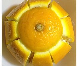 止咳盐橙的做法