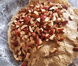 红糖红枣馒头的做法