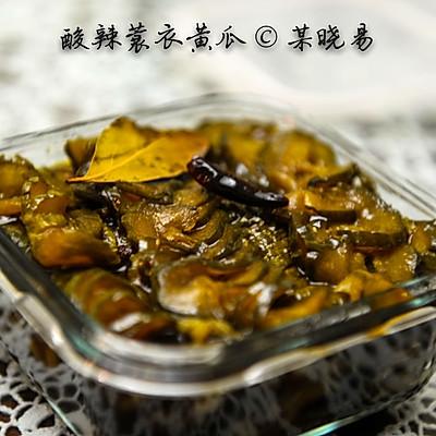 酸辣蓑衣黄瓜(酱菜版)-世界杯夜宵套餐