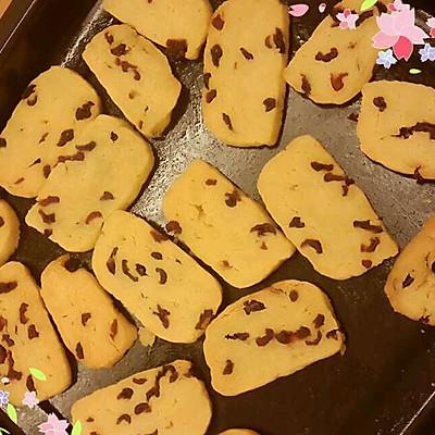 蔓越莓饼干超级简单