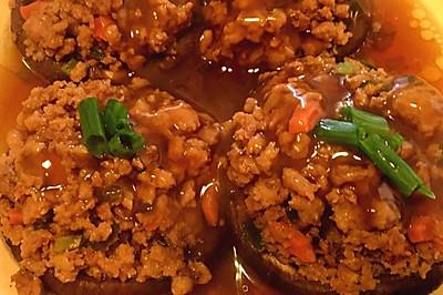 香菇酿肉—改良版