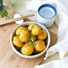 五香小土豆#雀巢营养早餐#
