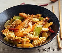 麻辣香锅(懒人版)的做法