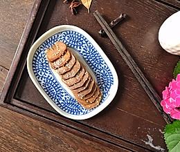 #爽口凉菜,开胃一夏!#卤猪舌的做法