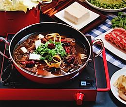 羊蝎子火锅#米技便携式辐热炉#的做法