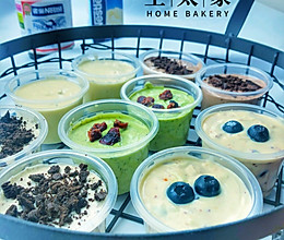 无生蛋简单粗暴零失败多口味酸奶冰淇淋(消耗淡奶油)的做法