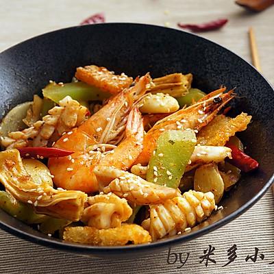 麻辣香锅(懒人版)
