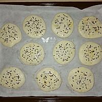 红糖空心烧饼的做法图解11