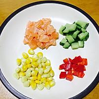 三文鱼青芥挞的做法图解1