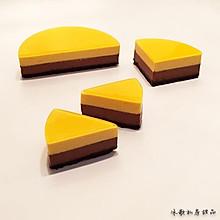 巧克力芒果慕斯