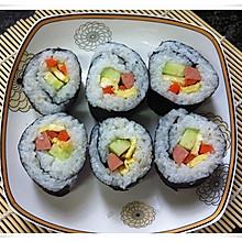 零厨艺------简单寿司