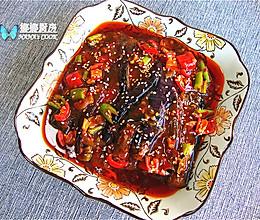 豆瓣酱烧茄子的做法