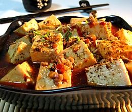 麻婆北豆腐的做法