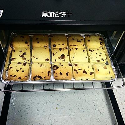 黑加仑饼干的做法 步骤14