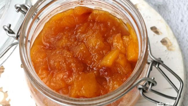 黄桃果酱的做法