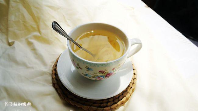 入秋了~泡一杯金柚蜜茶的做法