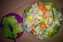 美味减肥美白果蔬沙拉的做法