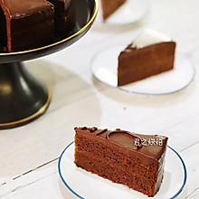 要说最经典的巧克力蛋糕,必须有它啦 | 萨赫蛋糕