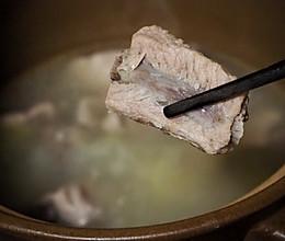 砂锅清炖排骨的做法