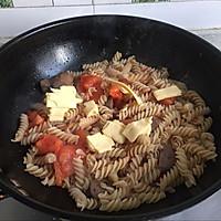 牛肉丸番茄意面的做法图解6
