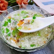 山药芙蓉汤