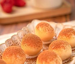 【Q弹旺仔牛奶球】不用烤箱不用油炸无奶精!操作简单搓圆就能吃的做法