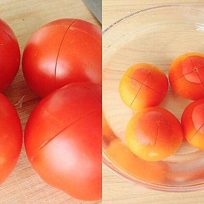 番茄牛腩面-好食到想要舔碗的做法 步骤3