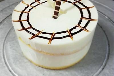 酸奶奶酪慕斯蛋糕