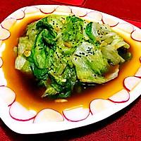 蚝油手撕西生菜的做法图解14
